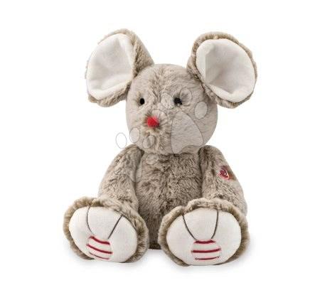 Rouge Kaloo - Plyšová myška Rouge Kaloo 31 cm pro nejmenší béžová