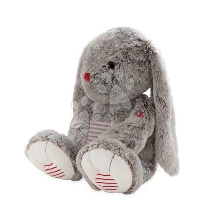 Kaloo - Plyšový králíček Rouge Kaloo Prestige XL 55 cm z jemného plyše pro nejmenší děti krémově-šedý_1