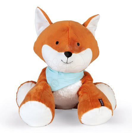 Plyšová liška Paprika Fox XL Les Amis Kaloo rezavá 45 cm z jemného měkkého materiálu od 0 měsíců