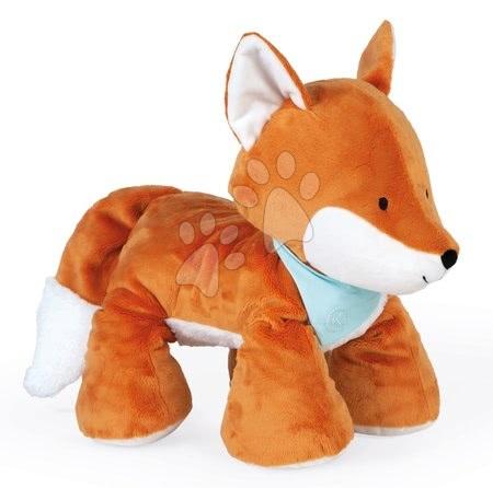 Kaloo - Plyšová liška Paprika Fox XL Les Amis Kaloo rezavá 45 cm z jemného měkkého materiálu od 0 měsíců_1