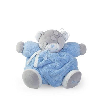 Plyšoví medvědi - Plyšový medvídek pro nejmenší Plume Chubby Kaloo 25 cm v dárkovém balení modrý od 0 měsíců