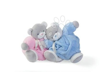 Plyšoví medvědi - Plyšový medvídek pro nejmenší Plume Chubby Kaloo 25 cm v dárkovém balení modrý od 0 měsíců_1