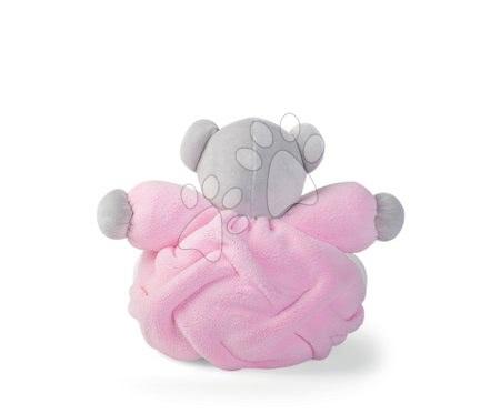 Plyšoví medvědi - Plyšový medvídek Plume Chubby Kaloo 25 cm v dárkovém balení pro nejmenší růžový od 0 měsíců_1