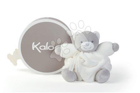 Plyšoví medvědi - Plyšový medvídek Plume Chubby Kaloo krémový 18 cm v dárkovém balení pro nejmenší od 0 měsíců_1