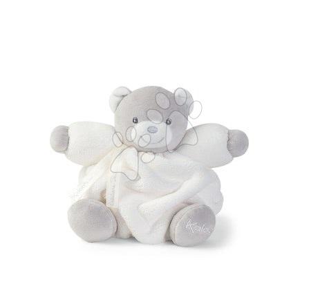 Plyšoví medvědi - Plyšový medvídek Plume Chubby Kaloo krémový 18 cm v dárkovém balení pro nejmenší od 0 měsíců