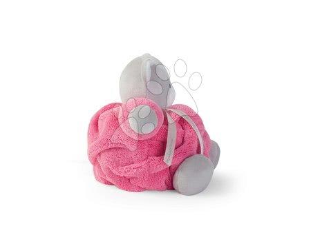 Plyšoví medvědi - Plyšový medvídek Plume Chubby Kaloo růžový 18 cm v dárkovém balení pro nejmenší od 0 měsíců_1