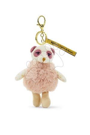 Bábiky pre dievčatá - Plyšová bábika panda Yuna Les Kalines Kaloo 10 cm ako prívesok od 0 mes_1