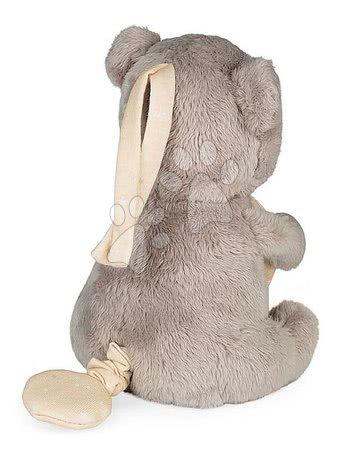 """Plyšoví medvědi - Plyšový medvěd s melodií My Musical Bear Home Kaloo hnědý 16 cm z jemného plyše a """"Brahms Lullaby"""" hudbou od 0 měsíců_1"""