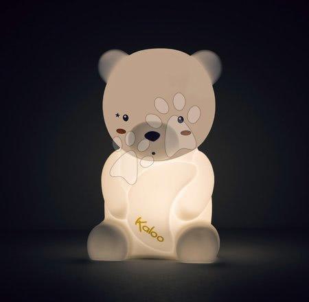 Plyšoví medvědi - Noční světlo medvěd My Soft Led Nightlight Home Kaloo jemné bílé 18 cm od 6 měsíců_1