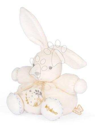 Plyšové hračky - Plyšový zajíček s hudbou Chubby Musical Rabbit Cream Perle Kaloo krémový 18 cm 'All the pretty little horse' s melodií od 0 měsíců_1