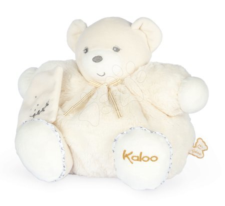 Plyšoví medvědi - Plyšový medvěd Chubby Bear Cream Perle Kaloo krémový 25 cm z jemného měkkého materiálu od 0 měsíců_1