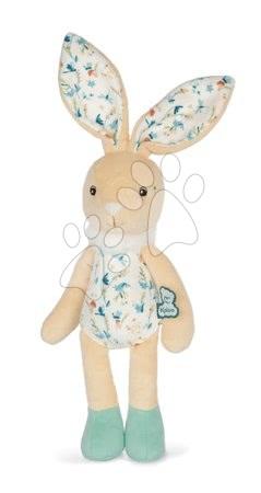 Handrové bábiky - Bábika plyšový zajac Justin Rabbit Doll Fripons Kaloo z jemného materiálu 25 cm v darčekovom balení od 0 mes