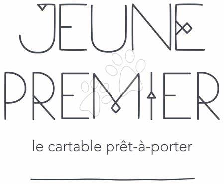Školske aktovke - Školská aktovka It bag Maxi Sharkie Jeune Premier ergonomická luxusné prevedenie 35*41 cm JPLTX21174_1