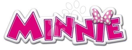 Trotinete - Trotinetă Minnie Smoby cu două roţi, pliabilă, cu ghidon reglabil de la 5 ani_1