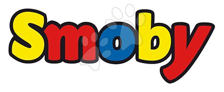Logo hračky Smoby - domčeky, šmykľavky, kuchynky a iné