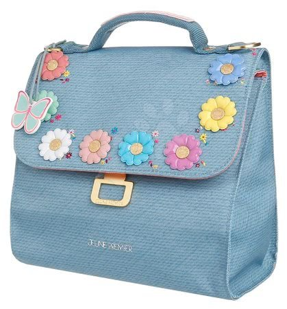 Kutije za užinu - Kutija za užinu Lunch Bag Flower Power Jeune Premier ergonomska luksuzni dizajn_1
