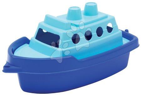 Kültéri játékok - Kishajó vízbe Écoiffier (hossza 33,5 cm) sárga/zöld/narancssárga 18 hó-tól_1