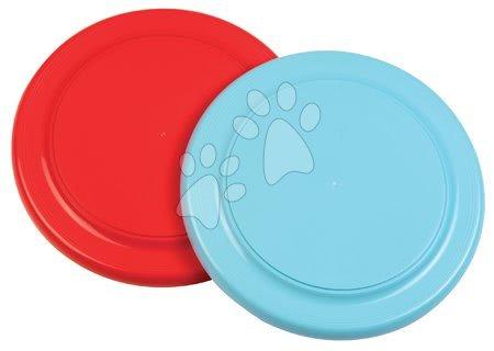 Discuri zburătoare - Disc zburător Écoiffier diametru 22,5 cm albastru deschis/roşu de la 18 luni