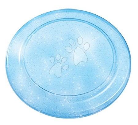 Discuri zburătoare - Disc zburător Écoiffier cu sclipici diametru 23 cm albastru de la 18 luni