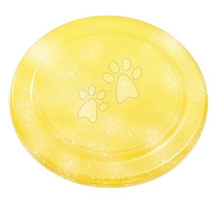 Discuri zburătoare - Disc zburător Écoiffier cu sclipici diametru 23 cm galben de la 18 luni