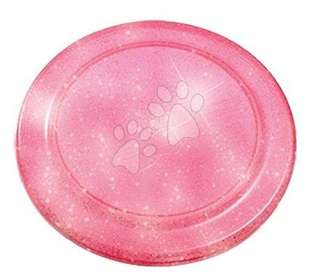 Discuri zburătoare - Disc zburător Écoiffier cu sclipici diametru 23 cm roz de la 18 luni