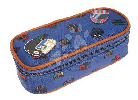Školske pernice - Školska pernica Pencil Box Sports Caps Jeune Premier ergonomska luksuzni dizajn