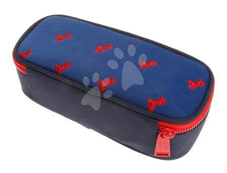 Školske pernice - Školska pernica Pencil Box Horsepower Jeune Premier ergonomska luksuzni dizajn_1