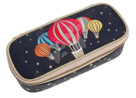 Školske pernice - Školský peračník Pencil Box Balloons Jeune Premier ergonomický luxusné prevedenie 22*7 cm JPPB021165