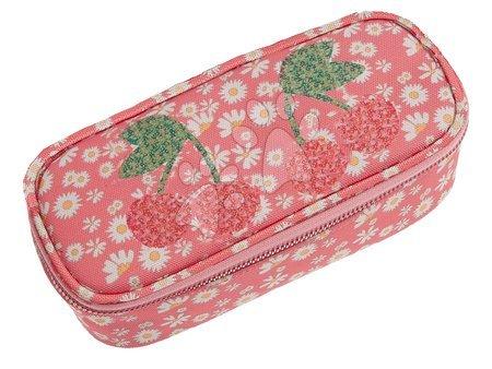 Školske pernice - Školský peračník Pencil Box Miss Daisy Jeune Premier ergonomický luxusné prevedenie 22*7 cm JPPB021166
