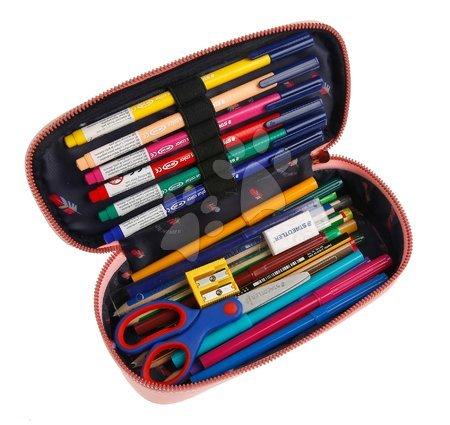 Školske pernice - Školský peračník Pencil Box Tiara Tiger Jeune Premier ergonomický luxusné prevedenie 22*7 cm JPPB021177_1
