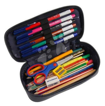 Školske pernice - Školský peračník Pencil Box Tiger Twins Jeune Premier ergonomický luxusné prevedenie 22*7 cm JPPB021178_1