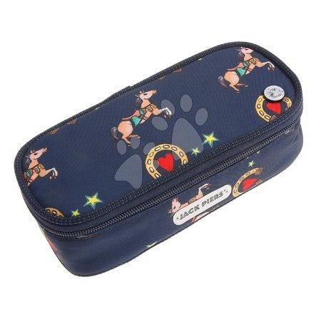 Tolltartó Pencil Case Lucky Luck Jack Piers ergonomikus luxus kivitelben 2 évtől 22*7*9 cm