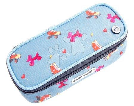 Školski pribor - Školský peračník Pencil Case Disco Fever Jack Piers ergonomický luxusné prevedenie od 2 rokov 20*6*9 cm JPPC021237