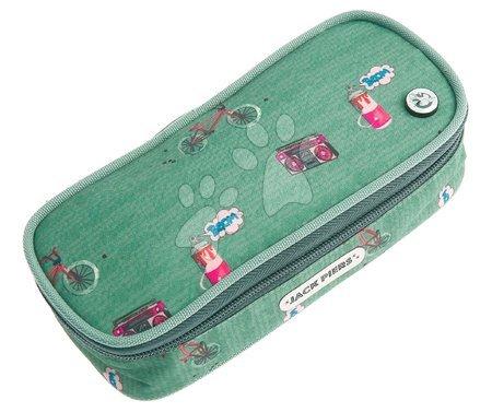 Školski pribor - Školský peračník Pencil Case BMX Jack Piers ergonomický luxusné prevedenie od 2 rokov 20*6*9 cm JPPC021240