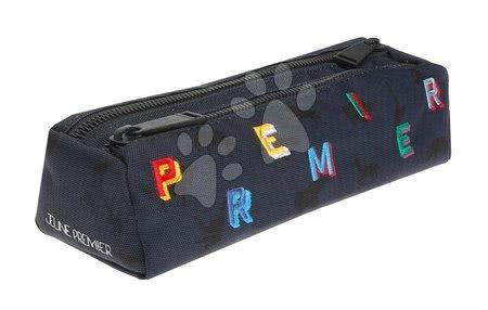 Školske pernice - Školska pernica Pencil Case Double Safari Jeune Premier ergonomska luksuzni dizajn