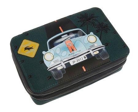 Školske pernice - Školský peračník Pencil Box Filled Monte Carlo Jeune Premier ergonomický luxusné prevedenie 20*7 cm JPPF021170