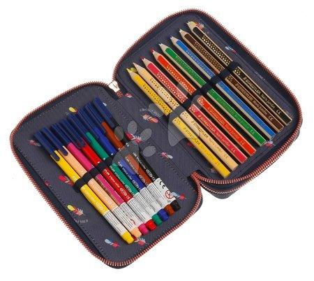 Školske pernice - Školský peračník Pencil Box Filled Unicorn Universe Jeune Premier ergonomický luxusné prevedenie 20*7 cm JPPF021176_1