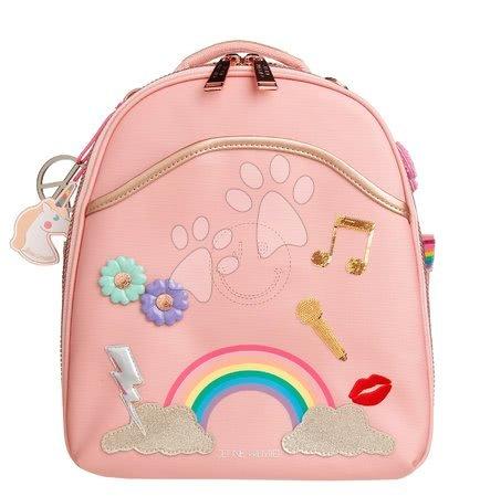 Školski pribor - Školska torba ruksak Backpack Ralphie Lady Gadget Pink Jeune Premier ergonomski luksuzni dizajn