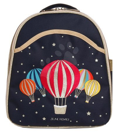 Školski pribor - Školská taška batoh Backpack Ralphie Balloons Jeune Premier ergonomický luxusné prevedenie 31*27 cm