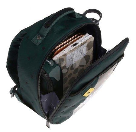 Školski pribor - Školská taška batoh Backpack Ralphie Monte Carlo Jeune Premier ergonomický luxusné prevedenie 31*27 cm JPRA021170_1