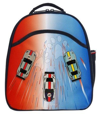 Školski pribor - Školská taška batoh Backpack Ralphie Racing Club Jeune Premier ergonomický luxusné prevedenie 31*27 cm JPRA021171