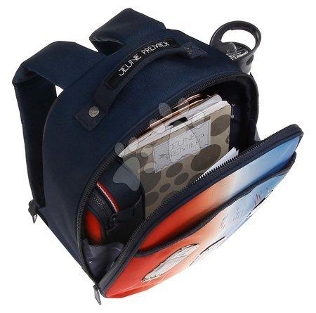 Školski pribor - Školská taška batoh Backpack Ralphie Racing Club Jeune Premier ergonomický luxusné prevedenie 31*27 cm JPRA021171_1
