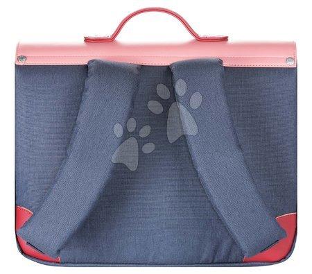 Školske aktovke - Školská aktovka Signature bag Midi Cherry Pink Jeune Premier ergonomická luxusné prevedenie 30*38 cm JPSDD21137_1