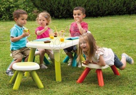 Igračke za djecu od 2 do 3 godine - Vrtna kućica Garden House Smoby s izuzetnom opremom i roštilj u restoranu od 24 mjes_1