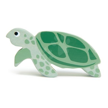 TL4780 a tender leaf sea turtle