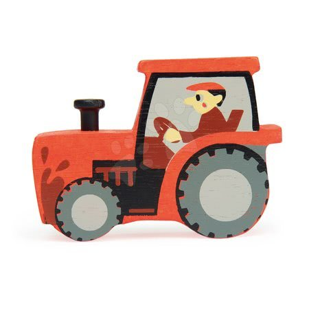 TL4833 a tender leaf tractor