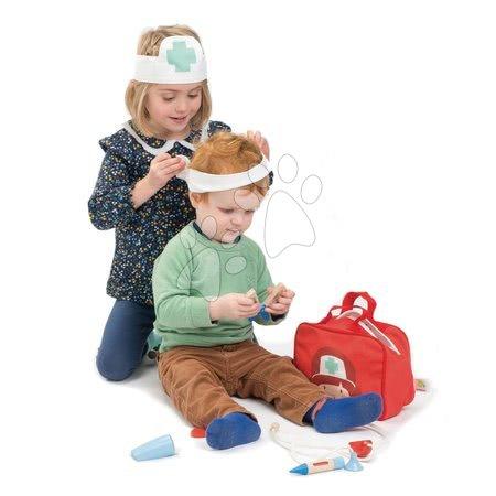 Játék orvosi táska eszközökkel Tender Leaf