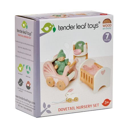 TL8156 a tender leaf dovetail nursery set