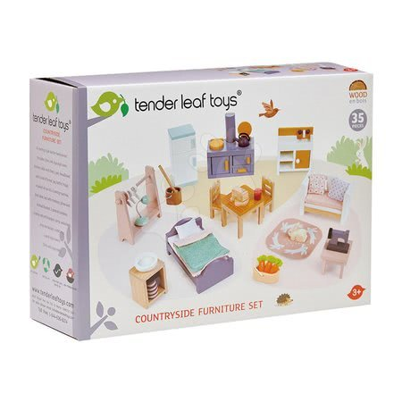 TL8157 a tender leaf countryside furniture set