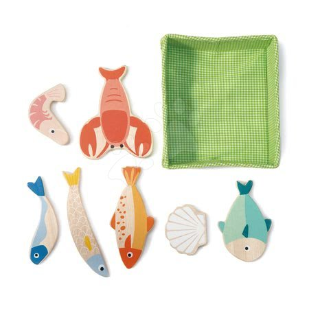 TL8272 a tender leaf fish crate